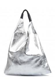Geanta Shopper Isabella Rhea SBV-SS18 IR 8052-ARGENTO Argintiu
