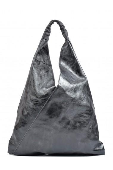 Geanta Shopper Isabella Rhea SBV-SS18 IR 8052-NERO Negru