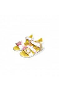 Sandale floricele