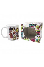 Set 2 cani every day Owl