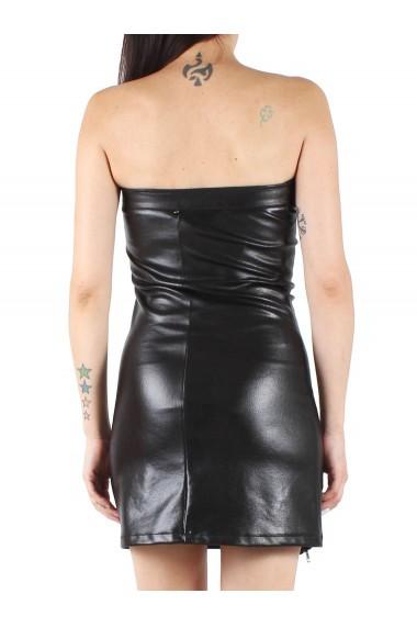 Rochie scurta Sexy Woman Black Zippeed