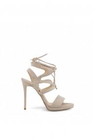 Sandale cu toc Arnaldo Toscani 1218035 BEIGE