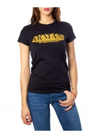 Tricou Armani Exchange Black