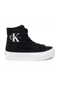 Pantofi Sport Calvin Klein Canvas Black