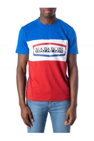 Tricou Napapijri Red Blu