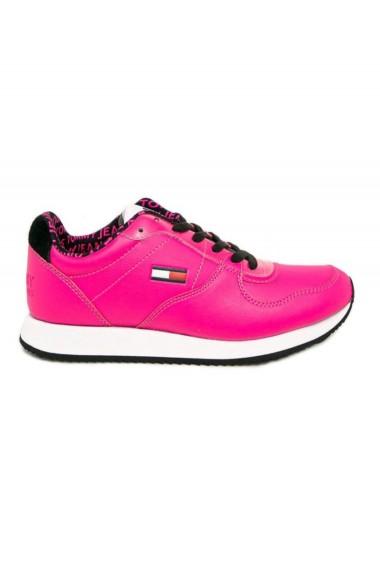 Pantofi Sport Tommy Hilfiger Casual Fuchsia