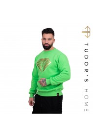 Bluza Barbati TUDOR`SHOME Verde