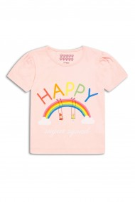 Tricou din bumac Happy