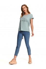 Тениска DRYWASH TOP-DPO0368ZI