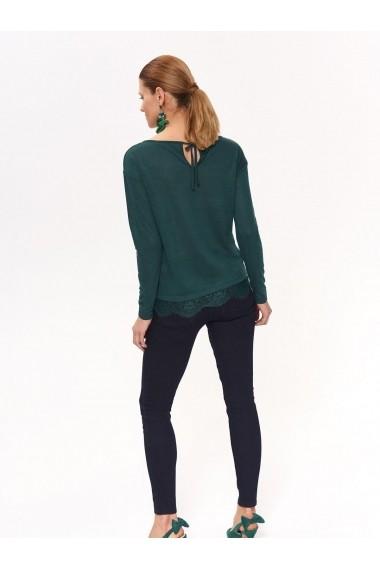 Bluza Top Secret TOP-SBD1040CZ Verde inchis