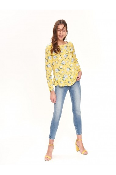 Bluza Top Secret TOP-SBD1060ZO Galbena