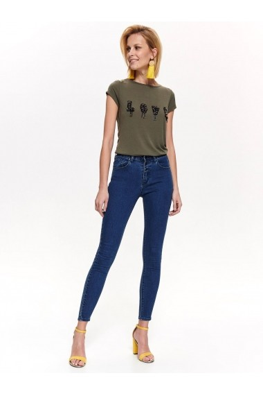 Tricou Top Secret TOP-SBK2493ZI Verde