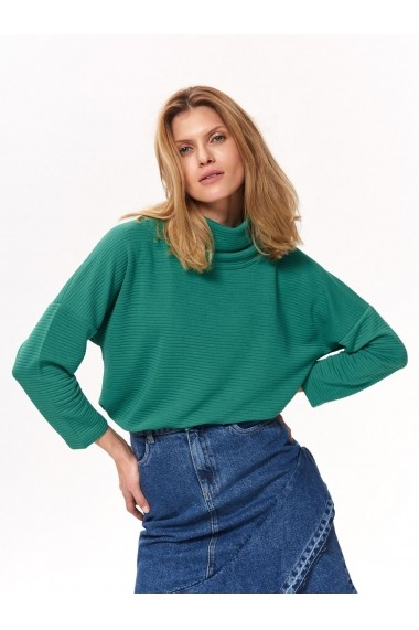 Hanorac Top Secret TOP-SBL0663CZ Verde inchis