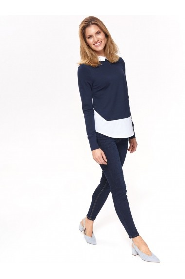 Hanorac Top Secret TOP-SBL0684GR Bleumarin