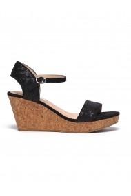 Sandale cu toc Top Secret TOP-SBU0594CA Negru