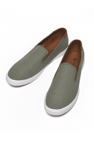 Espadrile barbati Top Secret SBU0611ZI Verde - els