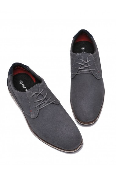Pantofi Top Secret TOP-SBU0643SZ Gri - els