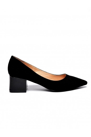 Pantofi cu toc Top Secret TOP-SBU0649CA Negru - els