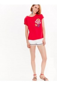 Tricou Top Secret TOP-SPO3448CE Rosu