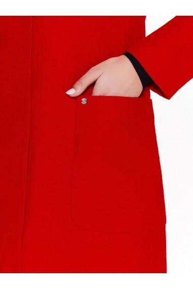 Palton Top Secret TOP-SPZ0421CE rosu