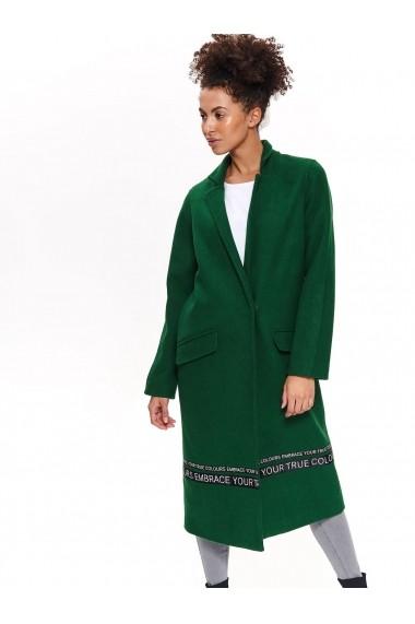 Palton Top Secret TOP-SPZ0491ZI Verde