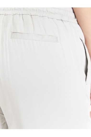 Pantaloni drepti Top Secret TOP-SSP2576GB Gri