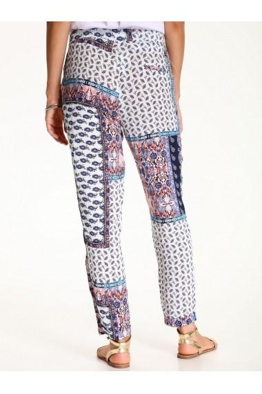 Pantaloni largi Top Secret TOP-SSP2606RO Roz