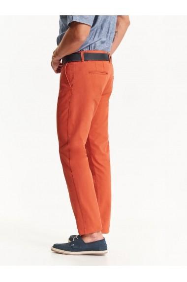 Pantaloni Top Secret TOP-SSP2617PO Portocaliu