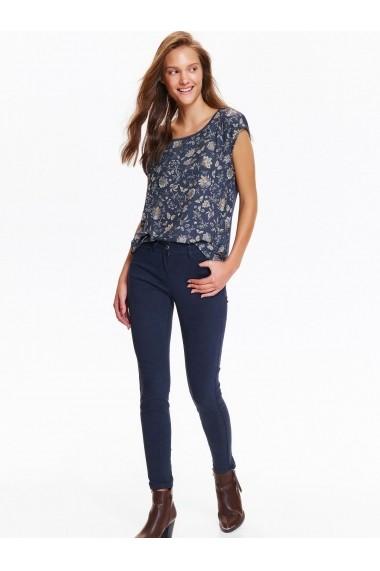 Jeansi Skinny Top Secret TOP-SSP2623GR Bleumarin
