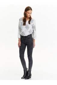 Jeansi Slim Top Secret TOP-SSP2664ST Gri - els