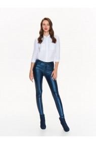 Pantaloni drepti Top Secret TOP-SSP2712GR albastru