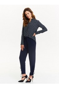 Pantaloni drepti Top Secret TOP-SSP2720GR bleumarin