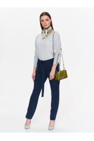 Pantaloni drepti Top Secret TOP-SSP2805GR bleumarin