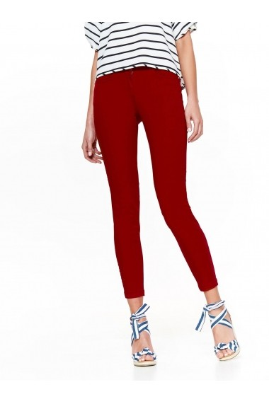 Pantaloni skinny Top Secret TOP-SSP2820CE Rosu