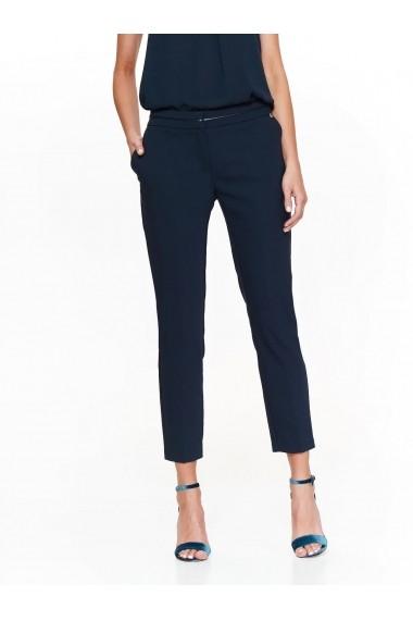 Pantaloni drepti Top Secret TOP-SSP2827GR Bleumarin