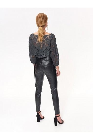 Pantaloni drepti Top Secret TOP-SSP3069CA Negri