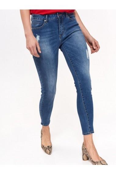 Jeansi skinny Top Secret TOP-SSP3103NI Bleu