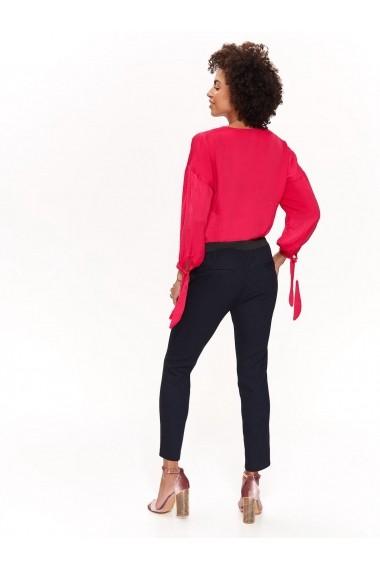 Pantaloni drepti Top Secret TOP-SSP3212GR Bleumarin
