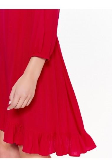 Rochie de zi Top Secret TOP-SSU2063RO roz