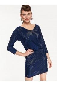 Rochie scurta Top Secret TOP-SSU2603GR albastra