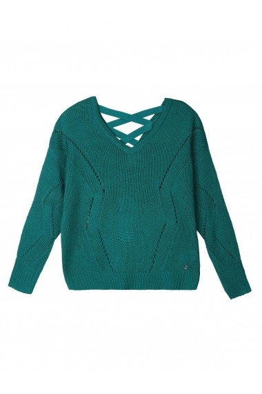 Pulover Top Secret TOP-SSW2685GB Verde inchis