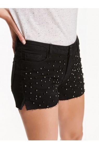 Pantaloni scurti Top Secret TOP-SSZ0178CA Negru