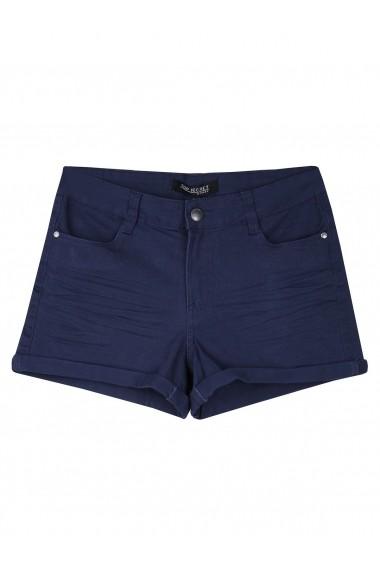 Pantaloni scurti Top Secret SSZSSZ0776GR Bleumarin