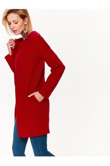 Palton Top Secret TOP-SZK0576CE Rosu - els