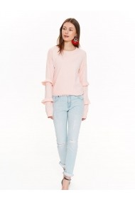 Bluza Troll TOP-TBD0142JR Roz