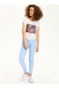 Тениска TROLL TOP-TPO1526BI