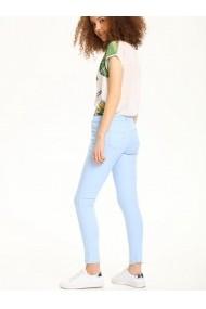 Pantaloni drepti Troll TOP-TSP1359BL Albastru