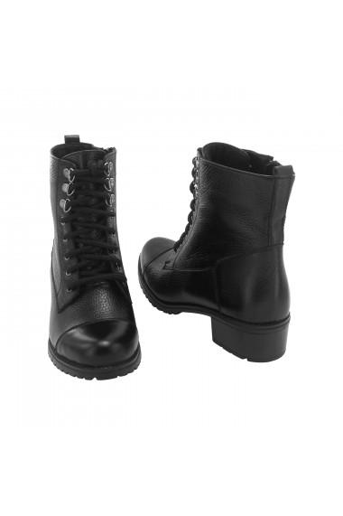 Ghete piele naturalaTorino 550-321 negru