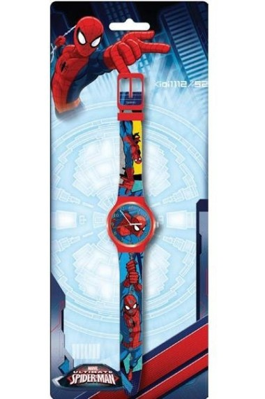 Ceas MARVEL KID WATCH Mod. SPIDERMAN - Blister Pack