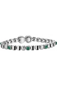 BREIL JEWELS ROLLING DIAMONDS Collection Size S With Crystals Swarovski